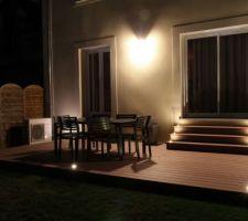 terrasse terminee de nuit