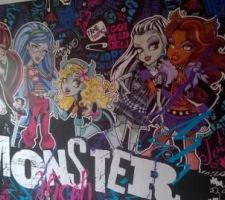 chambre d elena monster high