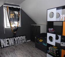 Dernière déco de la chambre thème new york