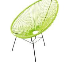 fauteuil copacabana maison du monde