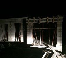 montee des murs jour 2
