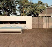 choix des dalles pour la terrasse