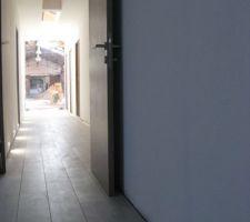 vue du parquet de la chambre 3