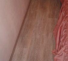 parquet chambre