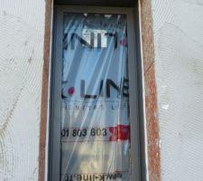 Fenêtre Kline gris sablé RAL 2900