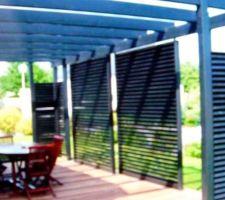 Idée pergola terrasse