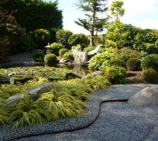 septembre 2015 vue du jardin