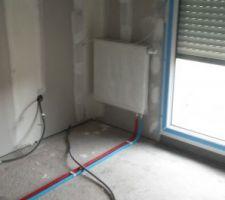 Radiateur chambre 1