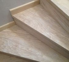 mise en oeuvre de l escalier