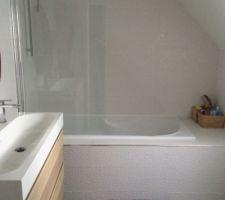 Salle de bain finie?
