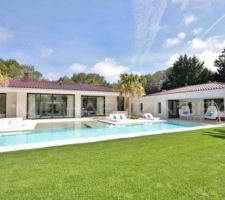 inspiration nouveau pool house