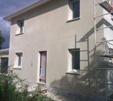 facade ouest parex ianko g10