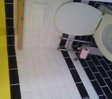 salle de bain terminee