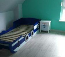 chambre de notre petit marin