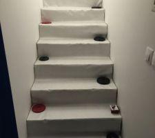 Les escaliers les plus design de ForumConstruire :-p