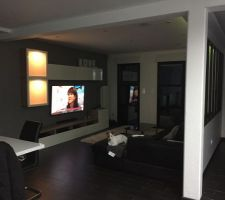 Changement du meuble TV !