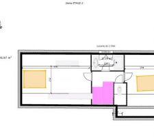 Etage  2 modifié