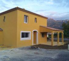 villa avec mezzanine rt2012 constructeur les maisons de manon