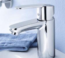 Mitigeur salle d'eau
