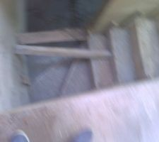 Escalier Sous sol - rdc