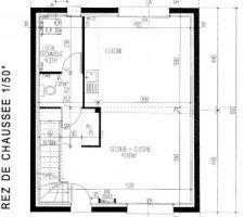 Plan rdc MP Alpine