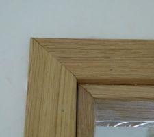 Encadrement de porte Etna placage chêne de la marque Menuiserie d'Olt