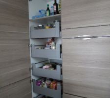 Armoire épicerie