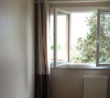 Chambre coté fenêtre