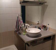 salle de bain cote baignoire