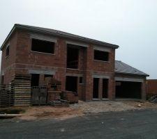 construction d un pavillon r 1 de 169 m2 a richemont