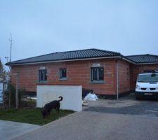 notre 1ere construction maison plain pied a salaunes