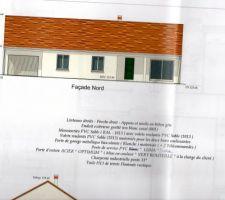 projet de notre maison sauf couleur porte vert modifier
