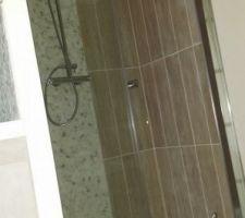 Douche étage 80x120