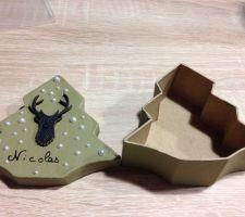boites cadeaux d assiettes pour les invites du 24 12