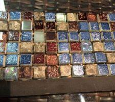 Mosaique sdb haut