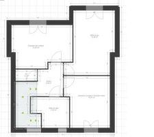 premier plan de l etage