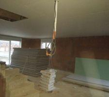 Plafonds finis