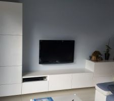 nouveaux meubles de salon