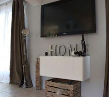 Un meuble cuisine pur meuble tv