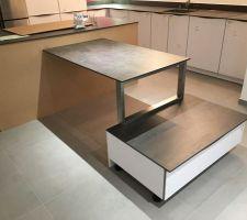 Schott cuisine - plan de travail en céramique
