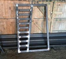 Photo portail for Portail coulissant hauteur 1m50