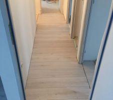 le couloir de l etage