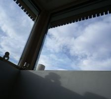 Séjour, fenêtre d'angle
