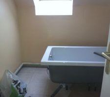 atelier montage de baignoire