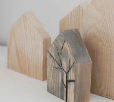 Déco bois fait maison
