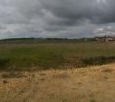 quelques photos du terrain