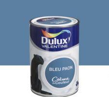 couleur choisie pour peindre la coiffeuse et le pan du mur de la chambre