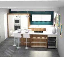 2eme visuel de la cuisine