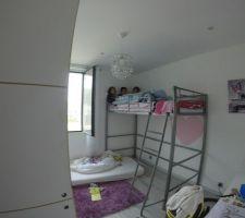 chambre de notre premiere fille en cours d amenagement