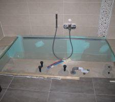 baignoire enlevee